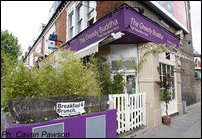 Restaurant in Fulham, London