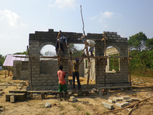 Barnabas is funding the construction of new churches in Sri Lanka