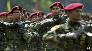 Sri Lankan soldiors