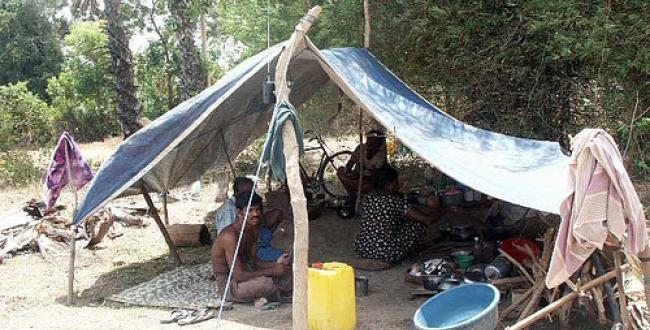 Tamil-refugees