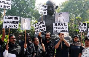 Pressure mounts on India to vote against Sri Lanka at United Nations