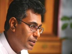 JHU leader Champika Ranawaka-300x225