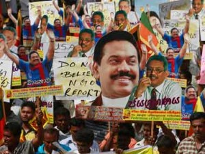 Rajapaksa enjoys great popularity in the Sinhala dominated South: Reuters