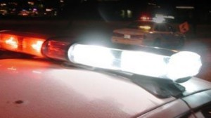 Police lights file