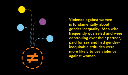 Violence against women report