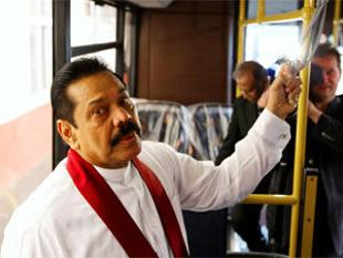 Dismissing allegations of poor human rights situation, Rajapaksa has said a stable and powerful government is essential for the country's development.