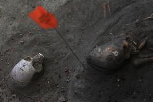 mannar grave