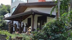 Mel Gunasekera 's home