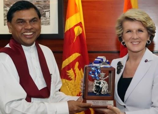 01.-Minister-for-Foreign-Affairs-of-Australia-Julie-Bishop-meets-Minister-Basil-Rajapaksa