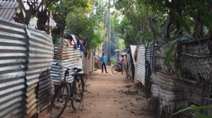 Living conditions at the Konapalam camp Sri Lanka's Jaffna district