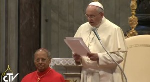 Pope Sri Lanka