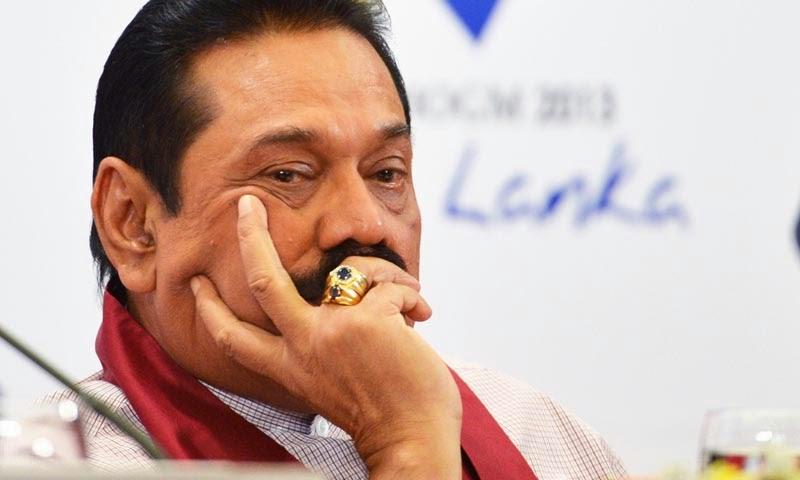 Rajapaksa: a U turn
