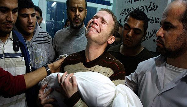 Israeli-war-on-Gaza-enters-sixth-day