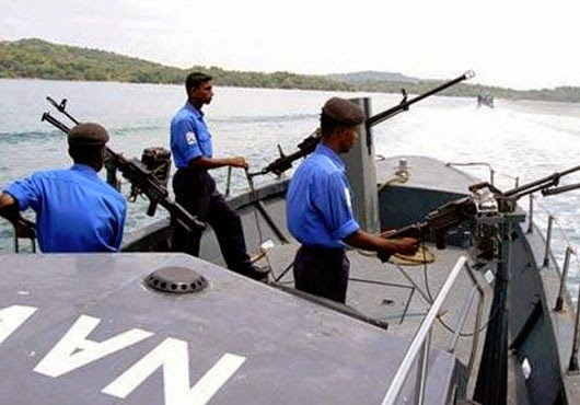 Sri Lanka Navy: Stands accused