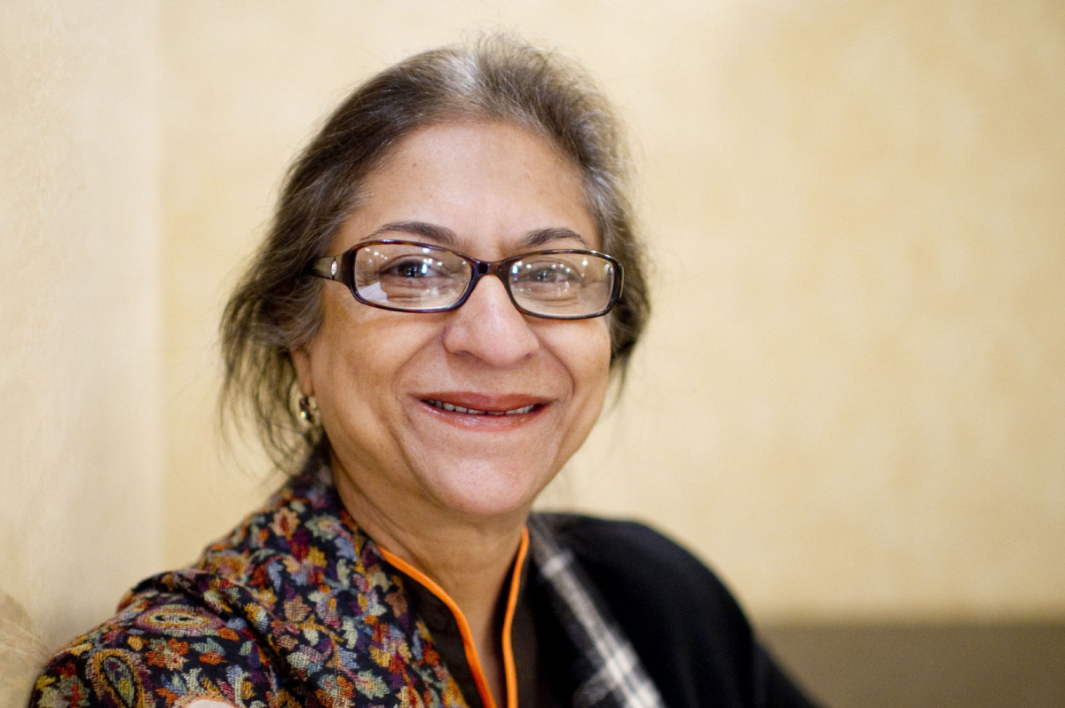 Asma Jilani Jahangir one of the experts on UNHRC investigation  is a leading Pakistani  human rights activist