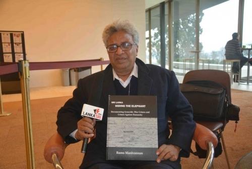 Professor Ramu Manivannan