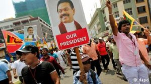 Keenan: 'Rajapaksa appears politically vulnerable, but the opposition remains divided and uncertain about its strategy'