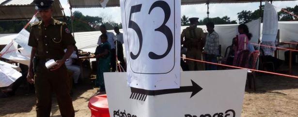 Jaffna Election