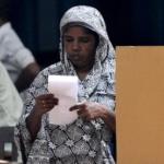 Muslim voter in sri Lanka