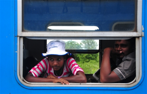 Photo: Amantha Perera/ IRIN Despite a new multi-billion dollar rail link that restores service to the former war zone, most of Northern Province is cut off from economic progress