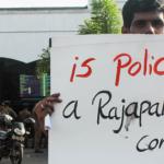 Media protest sri lanka dec 2014