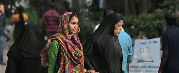 Sri lanka muslims