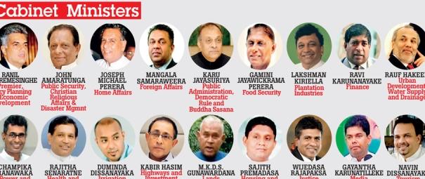 A New Cabinet, But Political Balance Still Precarious
