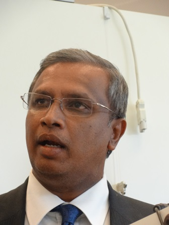 Provisions of 19A not inconsistent with Constitution - Sumanthiran