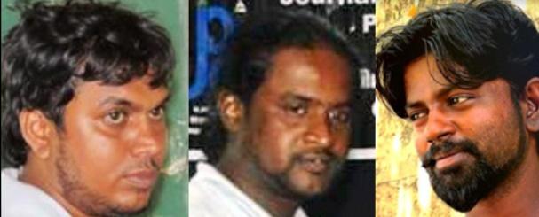 Journalists_Vinojith_Piratheepan_Majoorathan