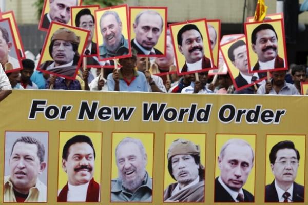 Rajapaksa led May day Rally 2011