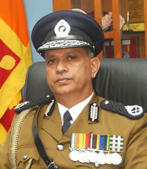 IGP, Sri Lanka