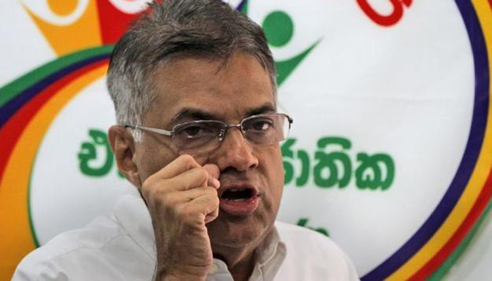 Ranil W: many a challenges