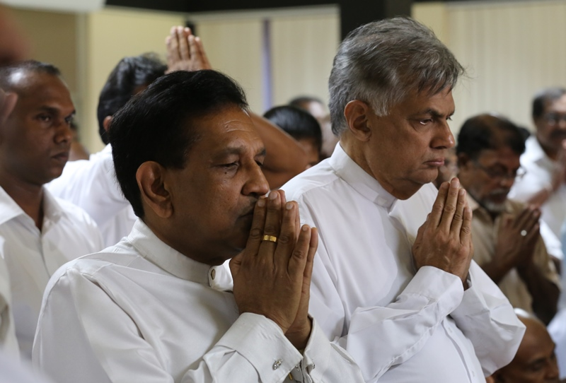 Prime Minister Wickremasinghe: Will he be able to stand up to the challenges ©s/deshshapriya