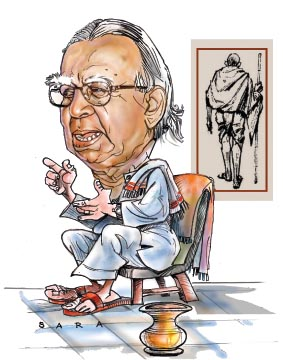 R. Sampanthan (Sunday Leader)