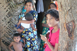 Some 80,000 Muslim IDPs seek a return to Sri Lanka's northern provinces