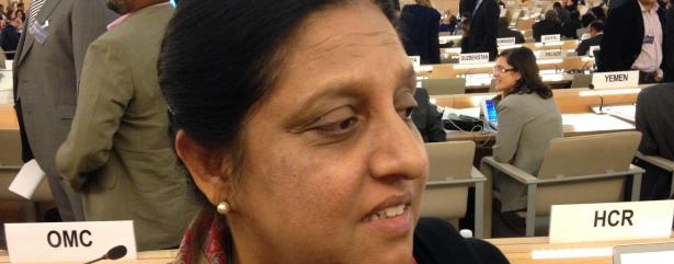 Nimalaka at HRC 30