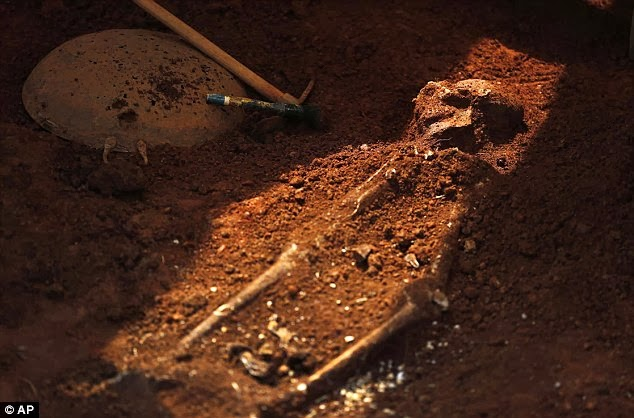 Matale mass grave: JVP wanted American expertise