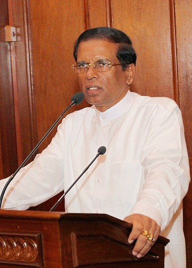 Image Credit: Mr Sudath Silva / Maithripala Sirisena Official (via Wikimedia Commons)