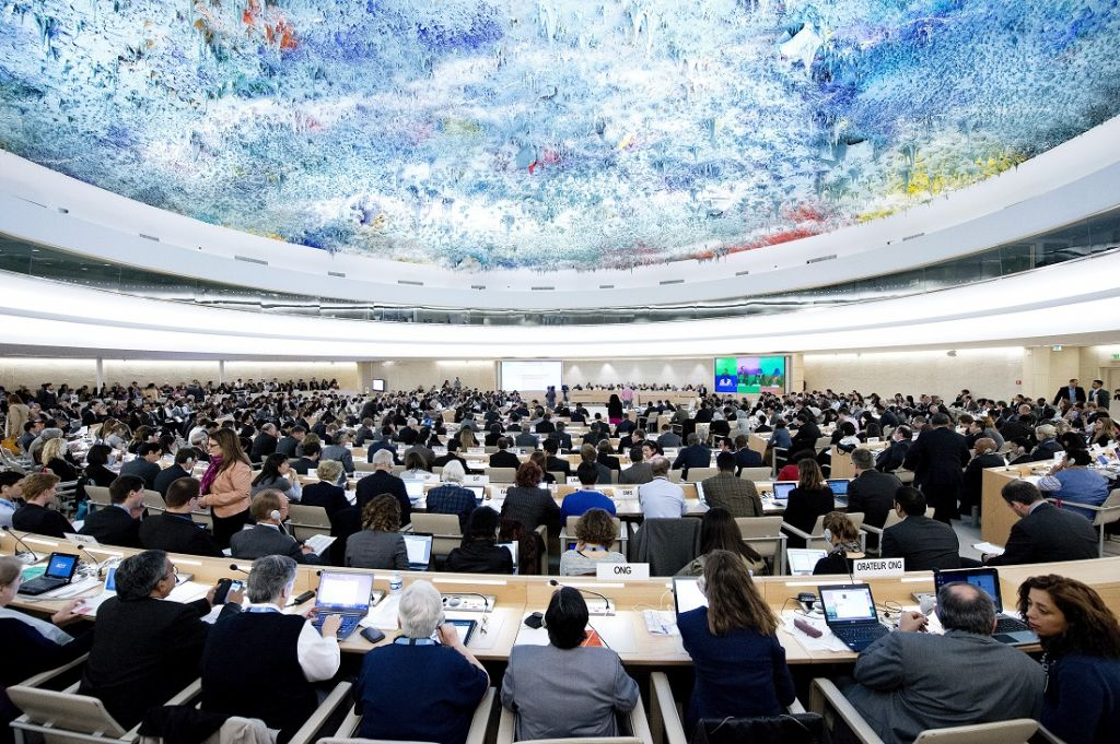 HRC 30 insession