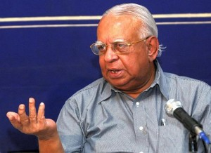 R. Sampanthan, leader of the oppostion