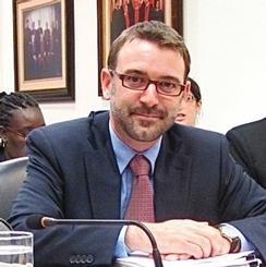 Vice-Chair is Mr. Bernard Duhaime