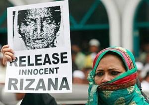 Rizana Nakeek campaign photo