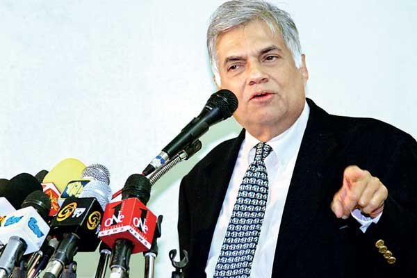 PM Wikremasinghe, how do you stop repetition of mega corruption?