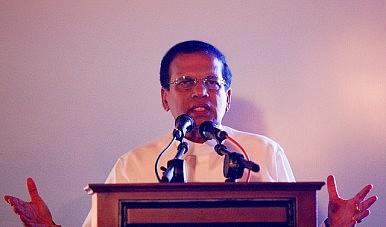 President Sirisena