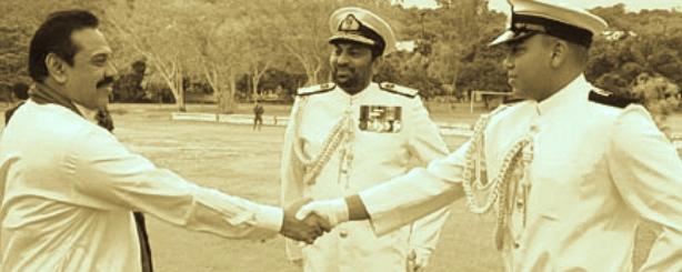 Rajapaksa and yoshitha