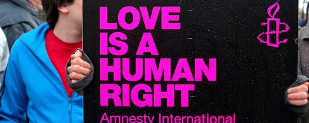 love-is-a-human-right