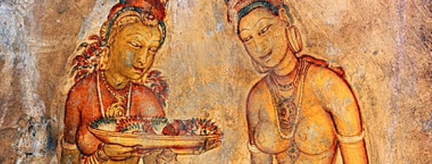 two-sigiriya-maiden-fruits-one-5th-ce-22667648