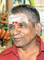 M. Paramalingam: We have a variety of bananas