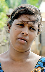 Tales of hardships: Jenishwaran Jenita and Thavagnanam Padma