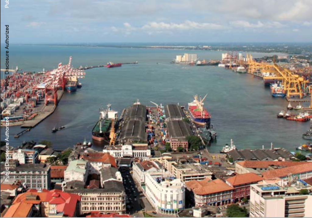 Colombo Habour
